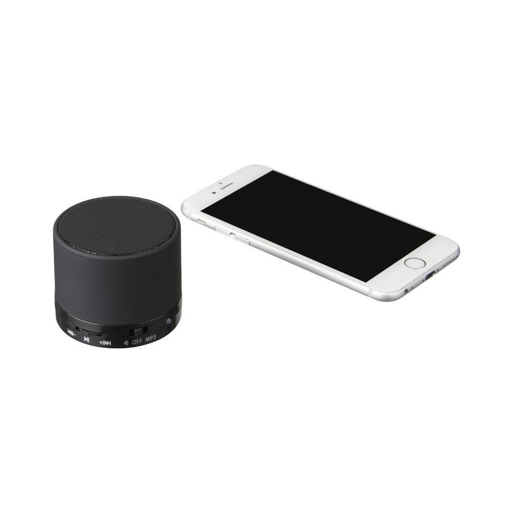 Głośnik Bluetooth® Duck z gumowanym wykończeniem