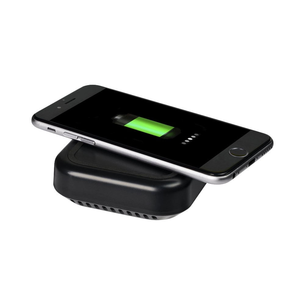 Głośnik Coast Bluetooth® z podkładką do ładowania bezprzewodowego