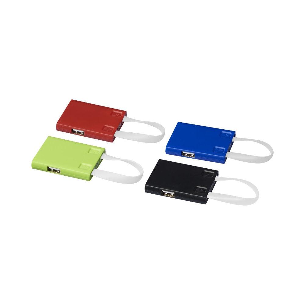 Hub USB i kable 3-w-1