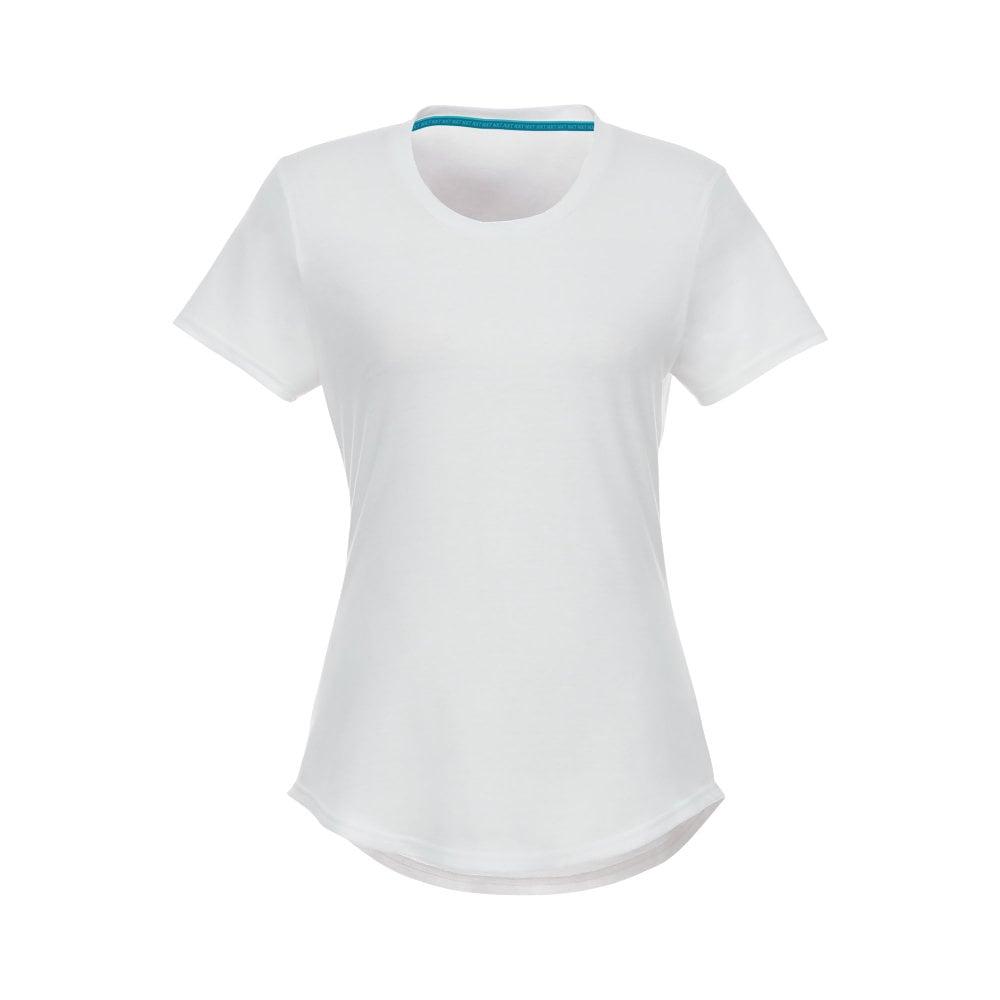 Jade - koszulka damska z recyklingu z krótkim rękawem