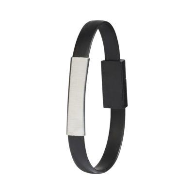 Kabel do ładowania 2w1 Bracelet