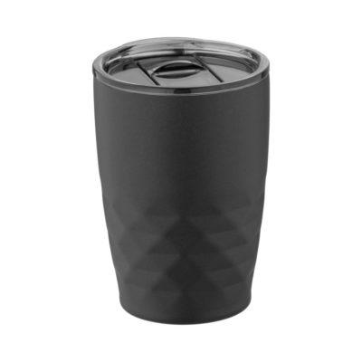 Kubek termiczny Geo 350 ml z izolacją próżniowo miedzianą