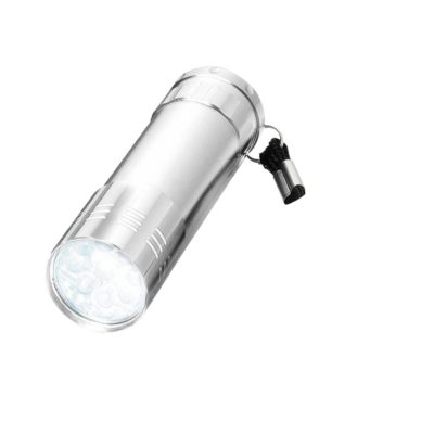Latarka LED 9-diodowa Leonis
