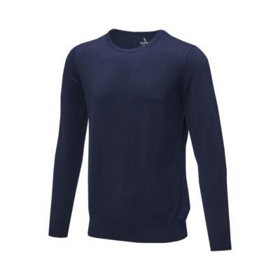 Merrit - męski sweter z okrągłym dekoltem