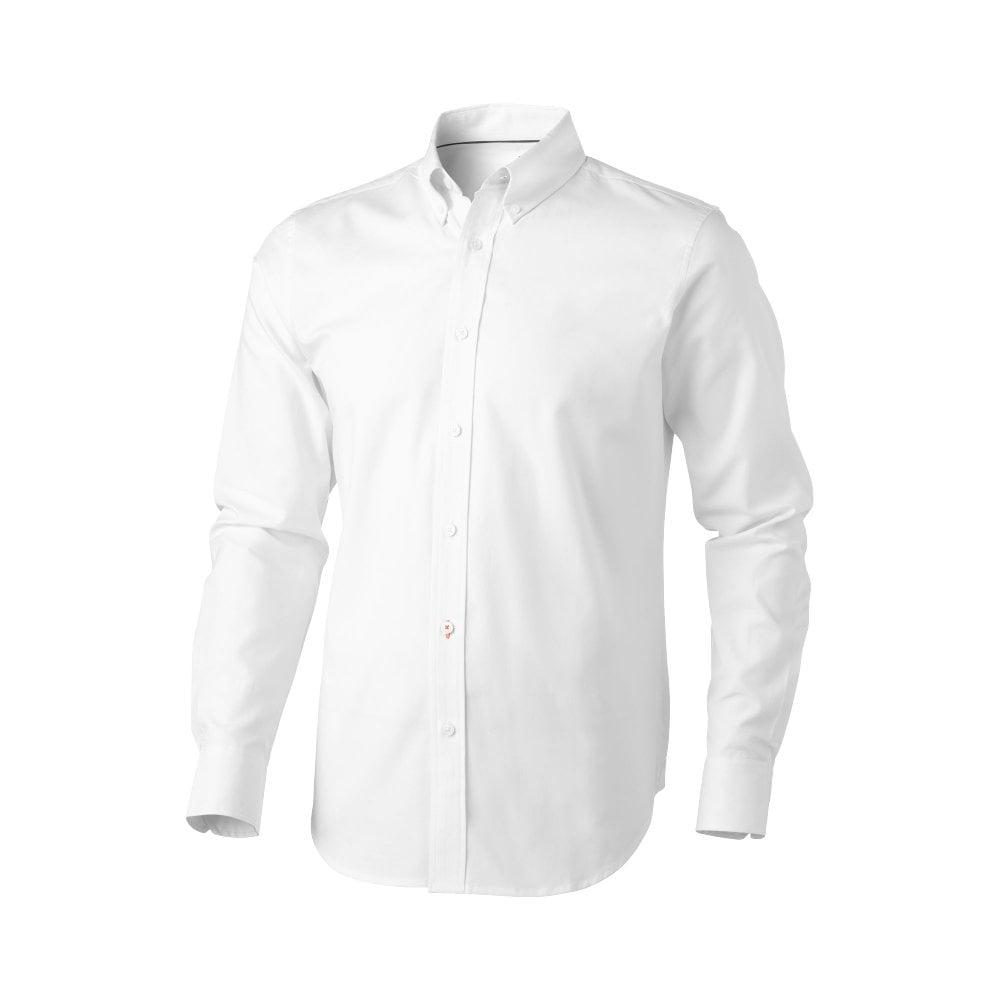 Męska koszula Vaillant z tkaniny Oxford z długim rękawem