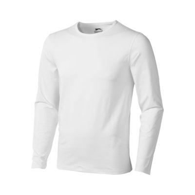 Męski T-shirt Curve z długim rękawem