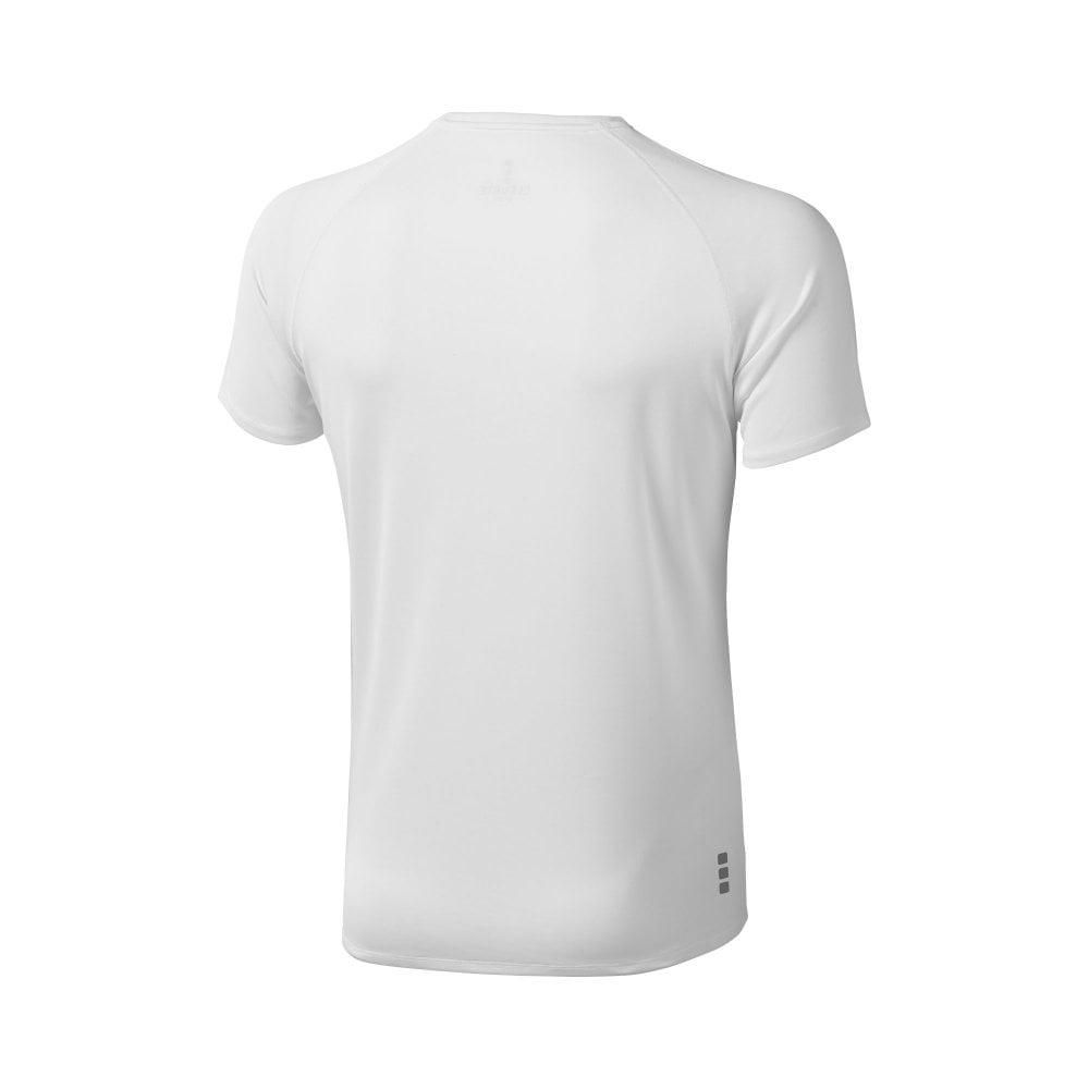 Męski T-shirt Niagara z krótkim rękawem z dzianiny Cool Fit odprowadzającej wilgoć