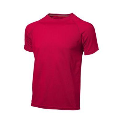 Męski T-shirt Serve z krótkim rękawem z dzianiny Cool Fit odprowadzającej wilgoć