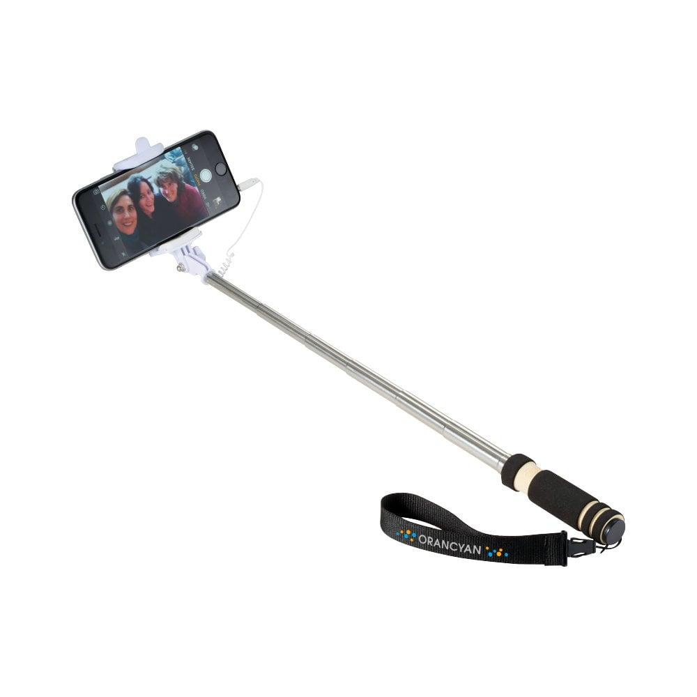 Mini selfie stick z opaską na rękę Snaps