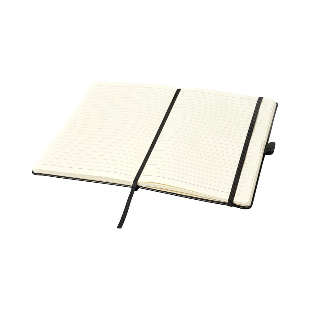 Notatnik A5 Coda w twardej oprawie z imitacji skóry