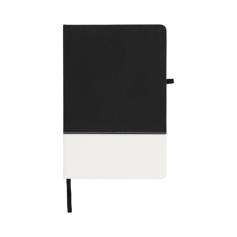Notatnik A5 z kolorowymi klockami Two-tone