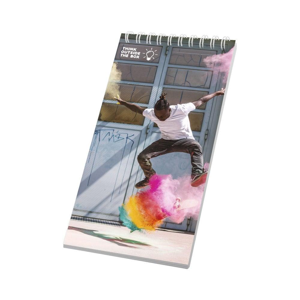 Notatnik Desk-Mate® 1/3 w formacie A4 z przedziałką