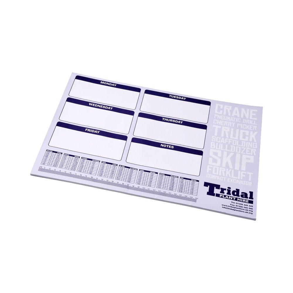 Notatnik Desk-Mate® w formacie A2