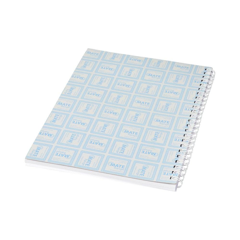 Notatnik Desk-Mate® w formacie A4 z przedziałką