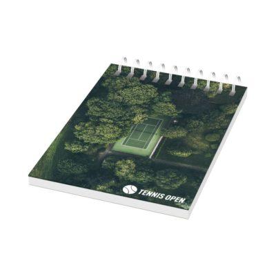 Notatnik Desk-Mate® w formacie A7 z przedziałką