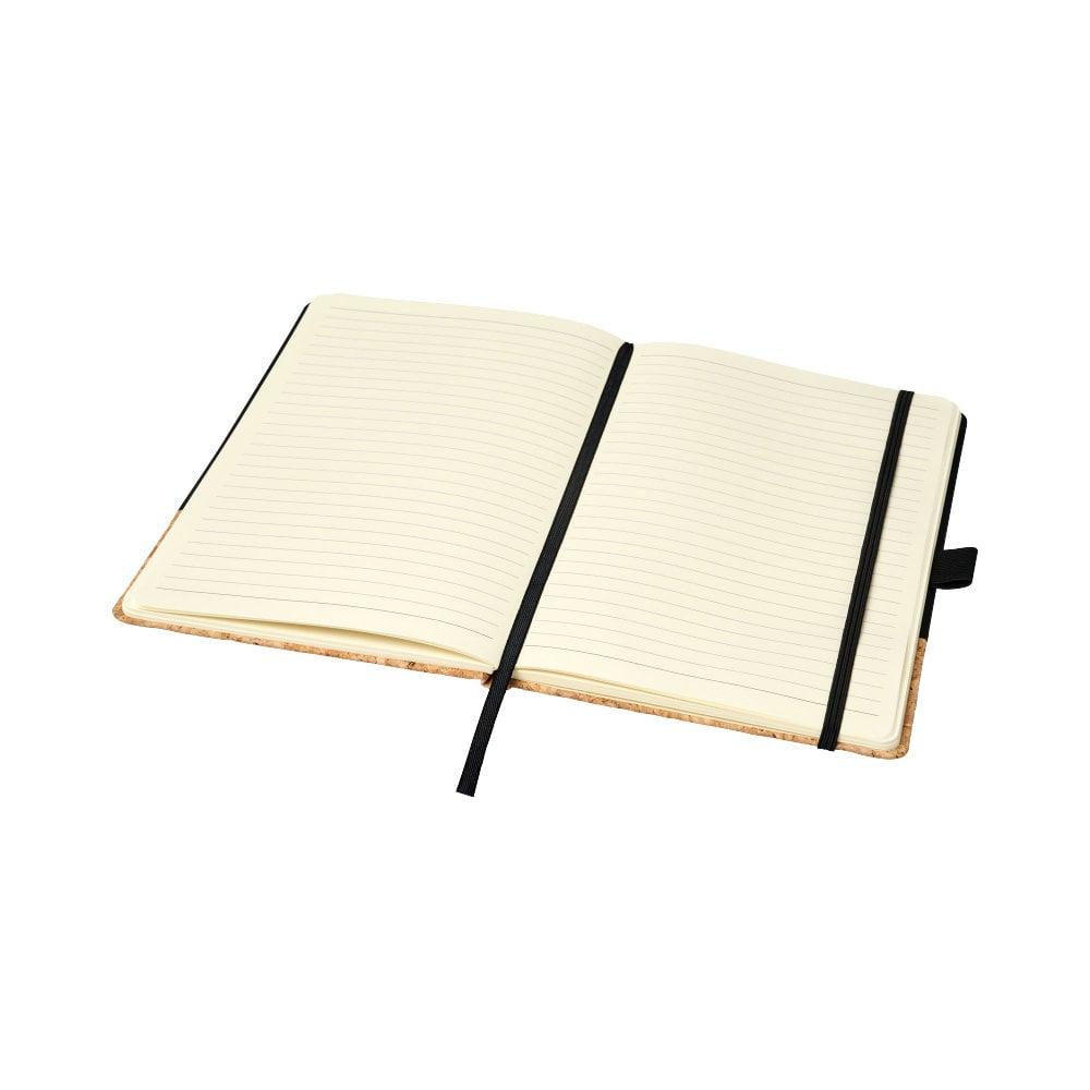 Notes A5 Evora z poliuretanu Thermo i korka