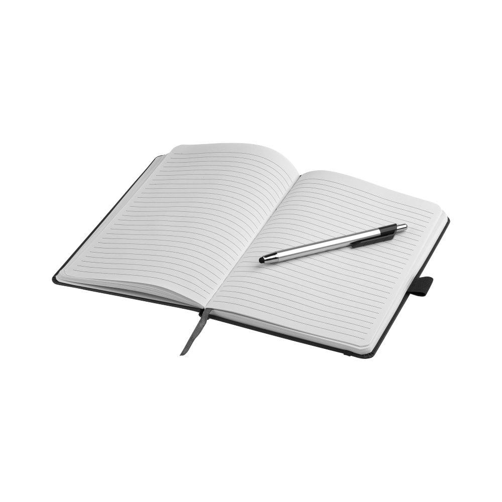 Notes A5 i długopis ze stylusem Crown