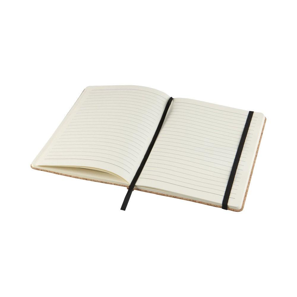 Notes A5 w okładce z korka Napa