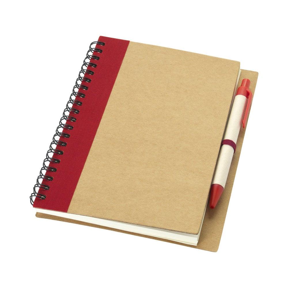 Notes z recyklingu z długopisem Priestly