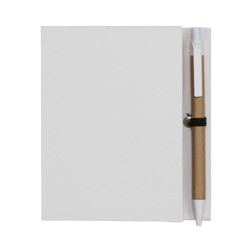 Notesy z długopisem Colours