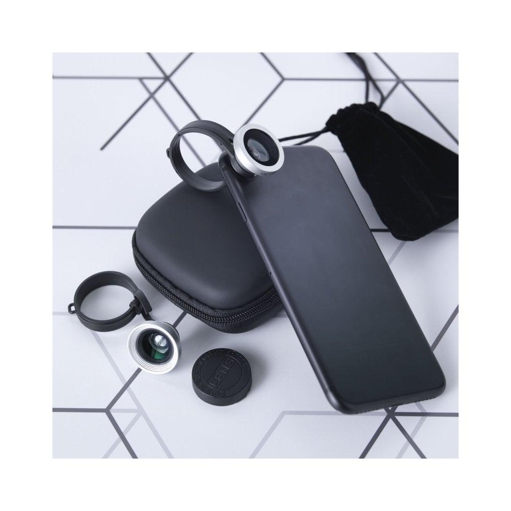 Obiektywy do aparatu w smartfonie Prisma