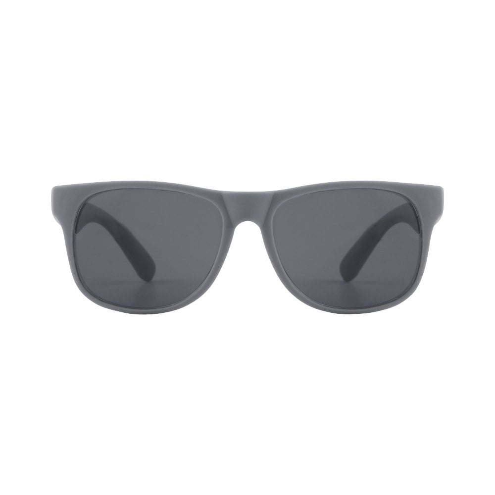 Okulary przeciwsłoneczne Retro jednokolorowe