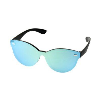 Okulary przeciwsłoneczne Shield z w pełni lustrzanymi soczewkami