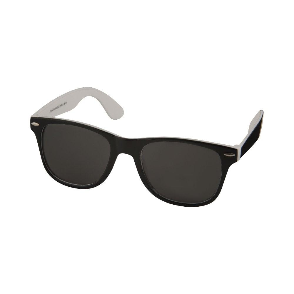Okulary przeciwsłoneczne Sun Ray z dwoma kolorowymi wstawkami