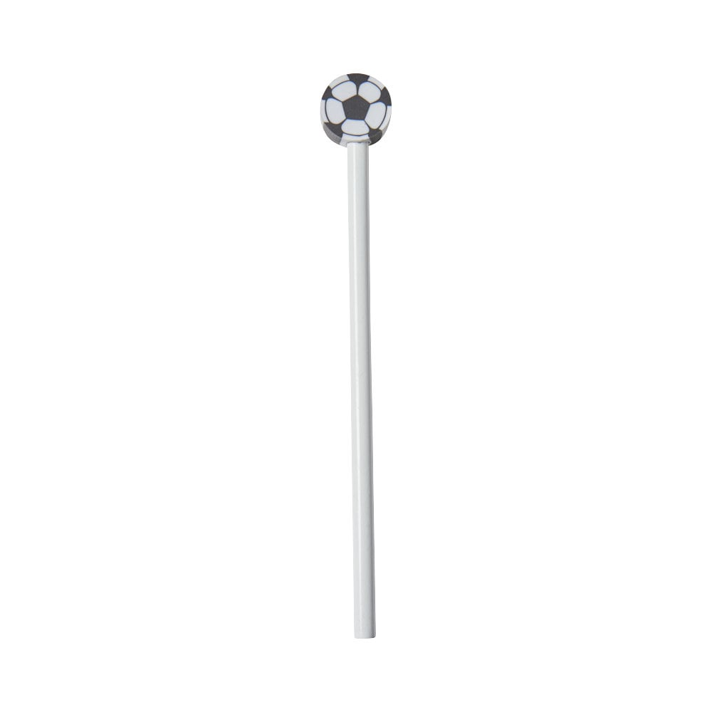 Ołówek z gumką w kształcie piłki nożnej Goal