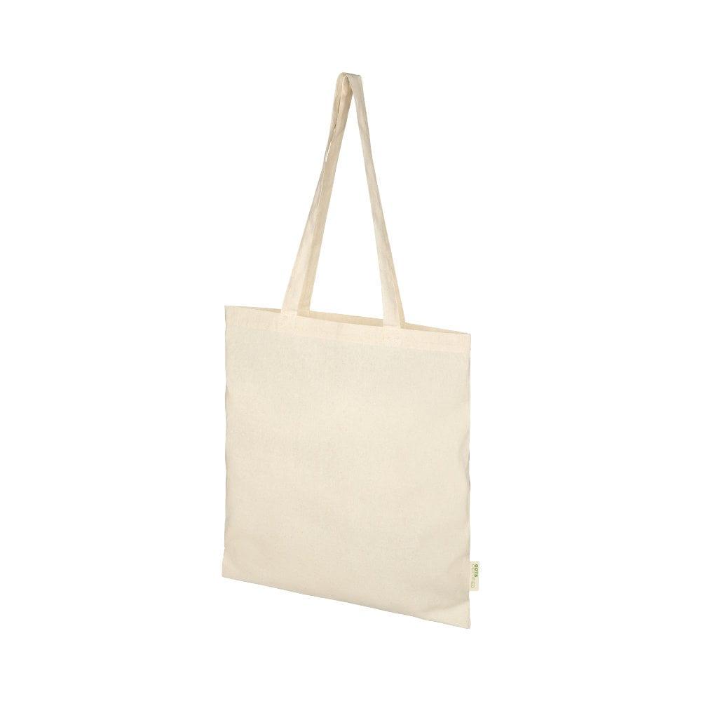 Orissa  torba na zakupy z bawełny organicznej z certyfikatem GOTS o gramaturze 100 g/m²