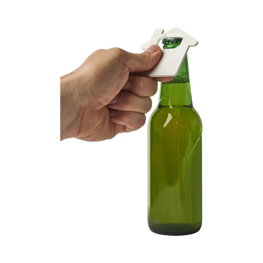 Otwieracz do butelek Condo w kształcie domu