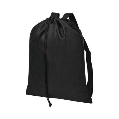 Plecak Oriole ściągany sznurkiem z paskami