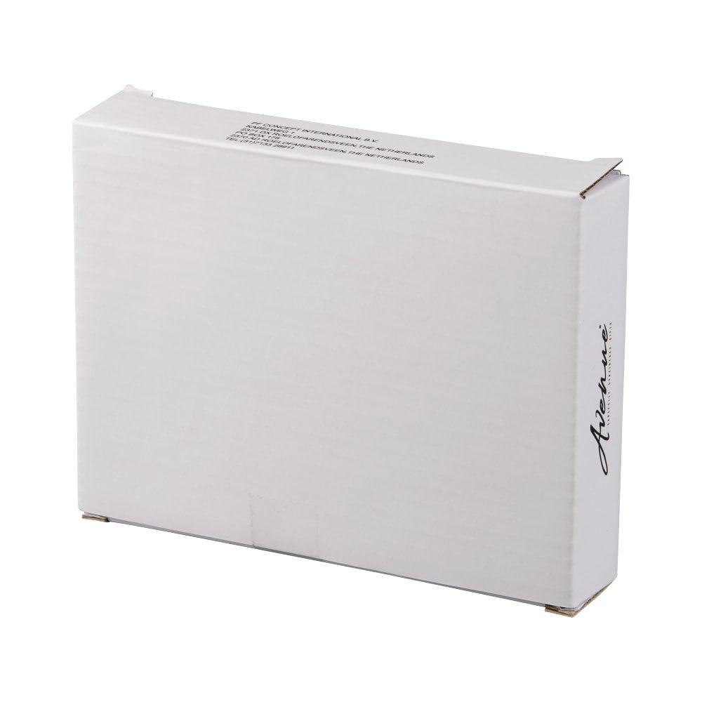 Podświetlany bezprzewodowy powerbank 4000 mAh Glisten