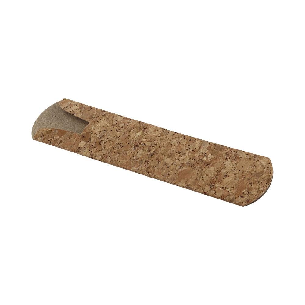 Pokrowiec na długopis Temara z korka i papieru