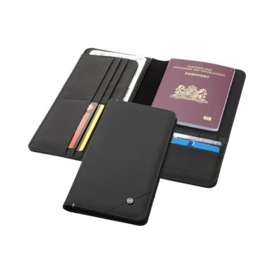 Portfel podróżny Odyssey RFID