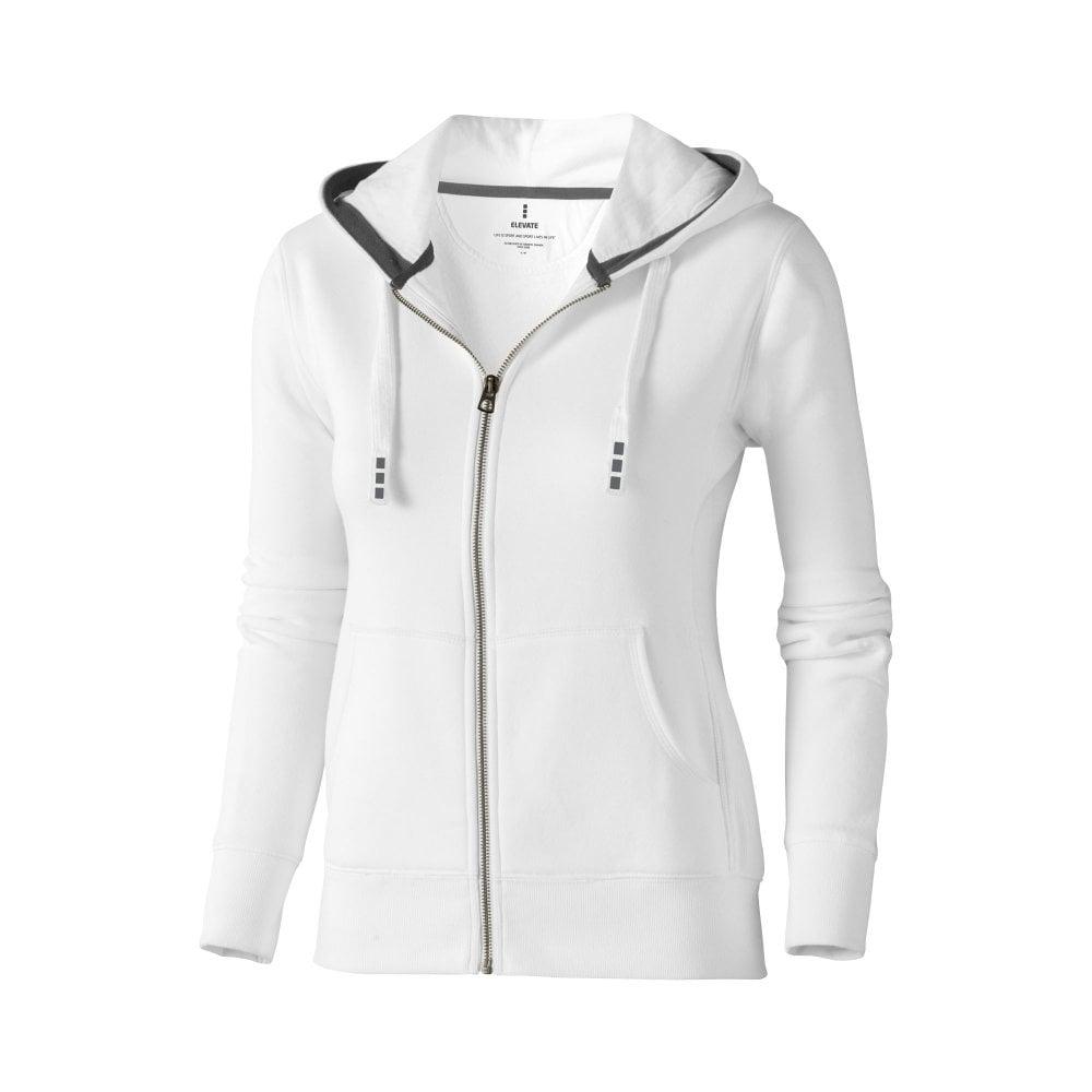 Rozpinana bluza damska z kapturem Arora