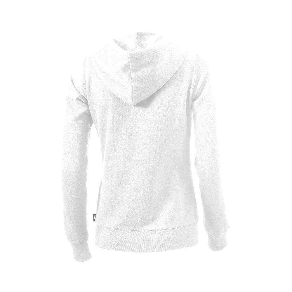 Rozpinana bluza z kapturem - wersja damska