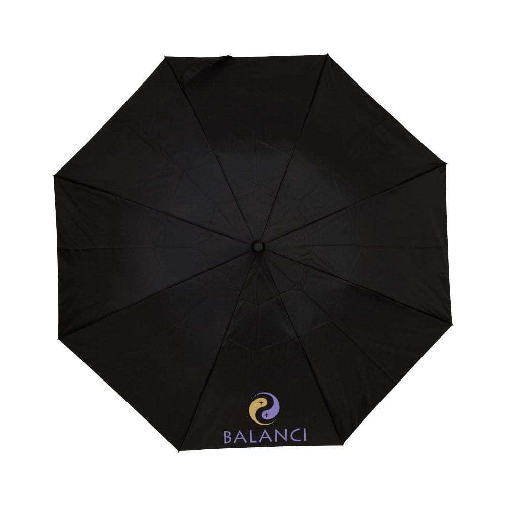 """Składany automatyczny parasol Blue-skies o średnicy 21"""""""