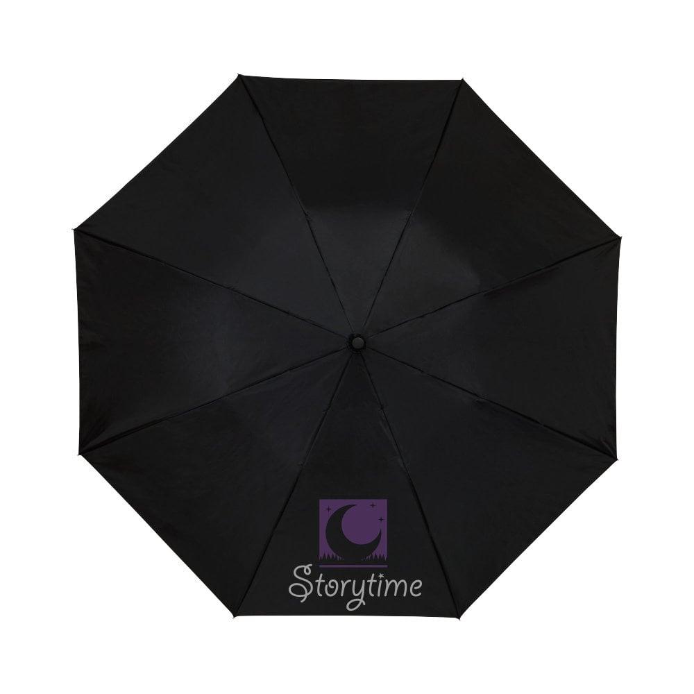 """Składany parasol automatyczny 21"""" Clear-night"""