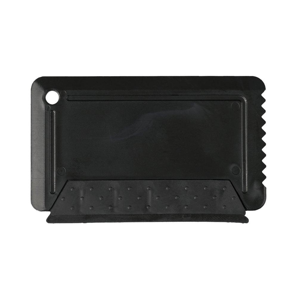 Skrobaczka do szyb wielkości karty kredytowej Freeze z gumką