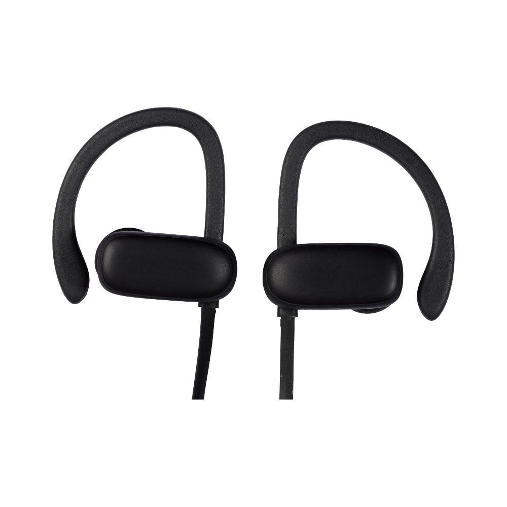 Słuchawki douszne Brilliant z podświetlanym logo z łącznością Bluetooth®