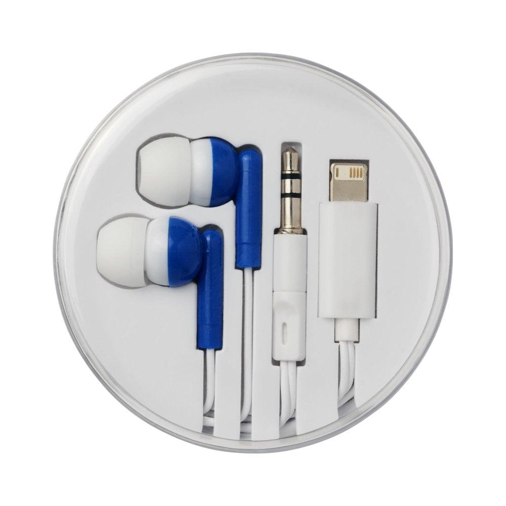 Słuchawki douszne Switch z wieloma końcówkami