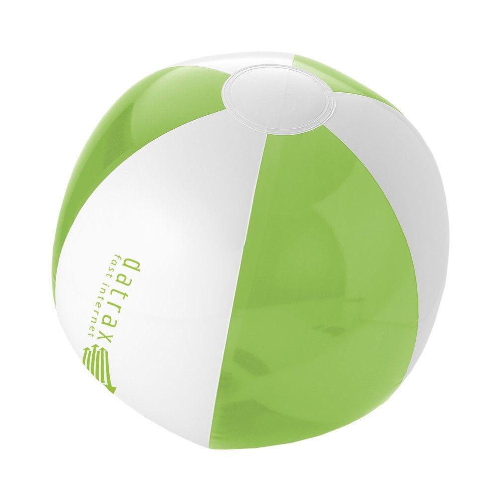 przezroczysta piłka plażowa Bondi