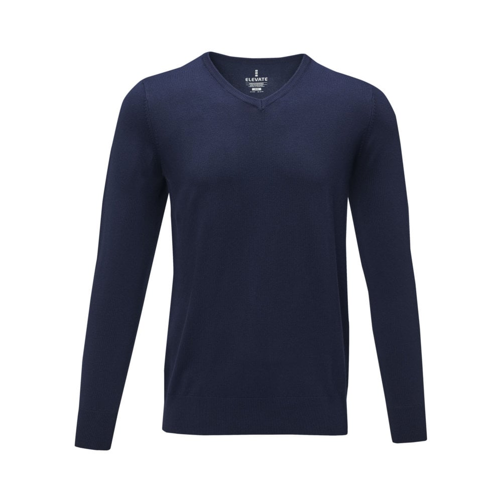 Stanton - męski sweter w serek