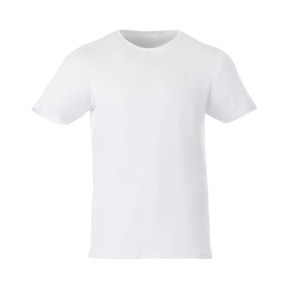 T-shirt unisex Finney z możliwością brandingu metki