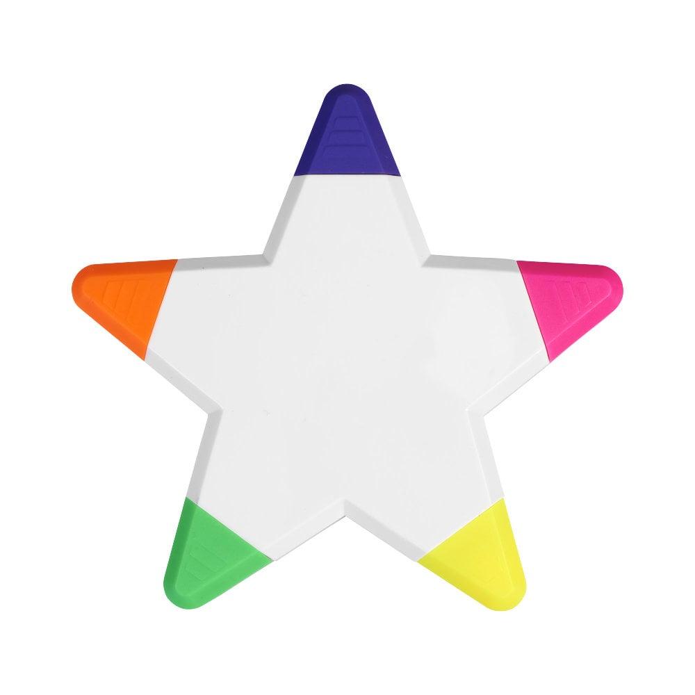 Zakreślacz gwiazda Solvig