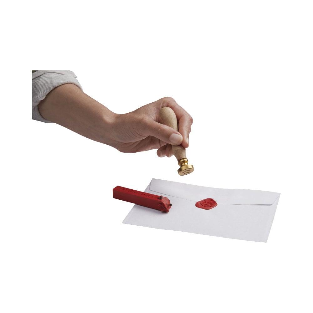 Zestaw do lakowania listów Waxed