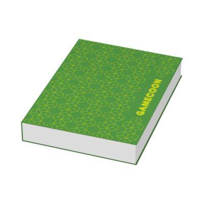 Zestaw karteczek z zakładkami Combi w miękkiej okładce