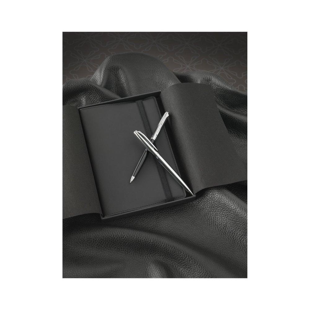 Zestaw upominkowy notatnik z piórem Aria