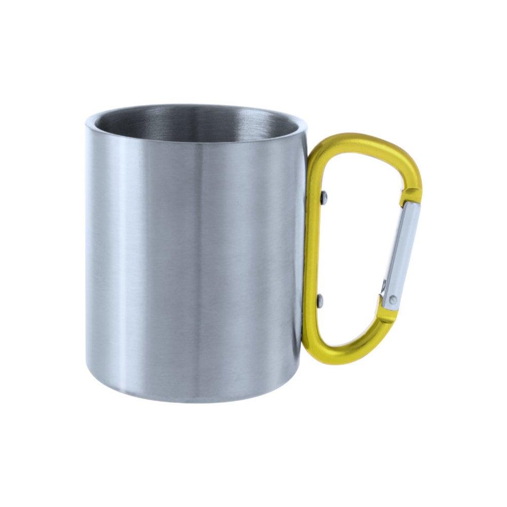 Bastic - kubek metalowy